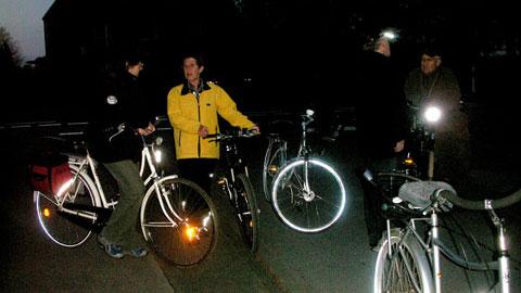 "Foto 1 – Radtour ""Vor Tau und Tag"""