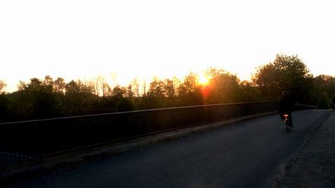"Foto 4 – Radtour ""Vor Tau und Tag"""