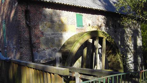 Foto 1 – Schlossbesichtigung in Gartrop-Hünxe