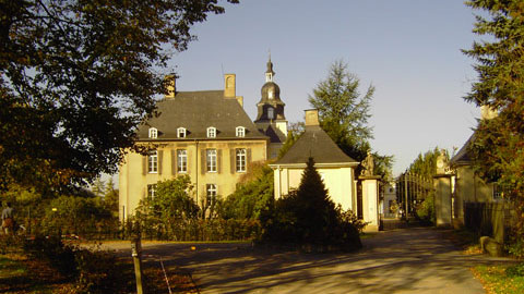 Foto 2 – Schlossbesichtigung in Gartrop-Hünxe