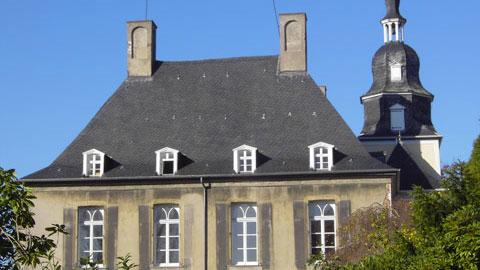 Foto 3 – Schlossbesichtigung in Gartrop-Hünxe