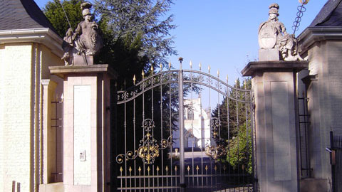 Foto 4 – Schlossbesichtigung in Gartrop-Hünxe