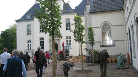 Foto 6 – Schlossbesichtigung in Gartrop-Hünxe