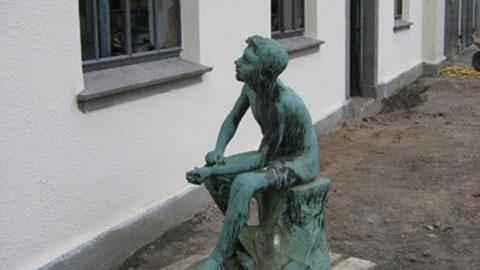 Foto 7 – Schlossbesichtigung in Gartrop-Hünxe