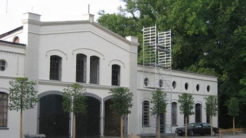 Foto 9 – Schlossbesichtigung in Gartrop-Hünxe