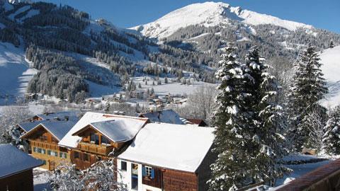 Foto 5 – Der Verkehrsverein im winterlichen Tannheimer Tal
