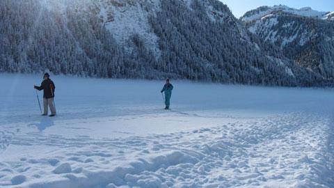 Foto 6 – Der Verkehrsverein im winterlichen Tannheimer Tal