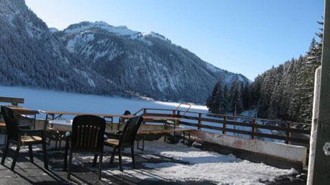 Foto 7 – Der Verkehrsverein im winterlichen Tannheimer Tal