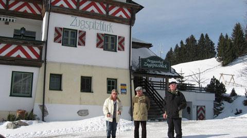 Foto 8 – Der Verkehrsverein im winterlichen Tannheimer Tal