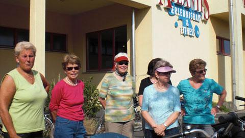 Foto 1 – Besinnliche Radtour durch die Herrlichkeit