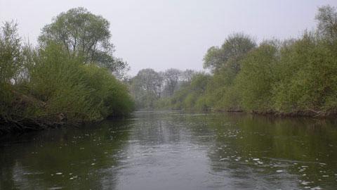 Foto 9 – Emmaus-Fahrt – mit dem Kanu auf der Lippe