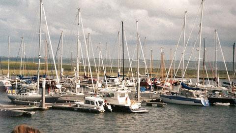 Foto 6 – Fahrt an die Nordsee