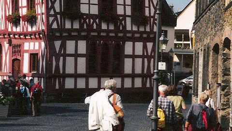Foto 7 – Fahrt an den Rhein