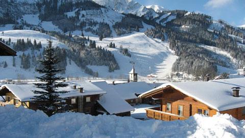 Foto 1 – Winterliches Tannheimer Tal