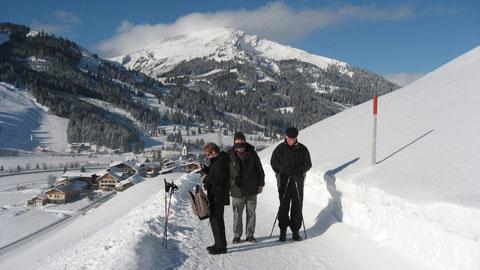 Foto 2 – Winterliches Tannheimer Tal