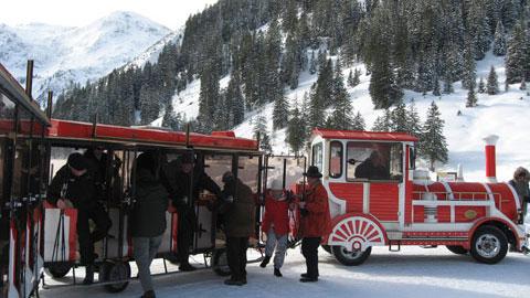 Foto 3 – Winterliches Tannheimer Tal