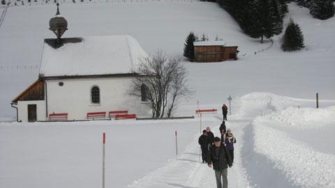 Foto 5 – Winterliches Tannheimer Tal