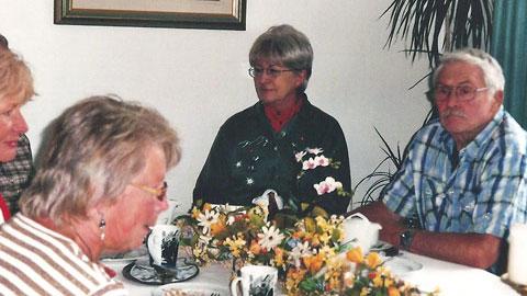 Foto 1 – Fahrt des Verkehrsvereins nach Greetsiel