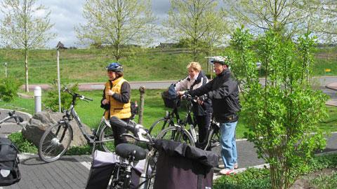 Foto 2 – Besuch des Hofes Belustedde in Haltern-Lippramsdorf