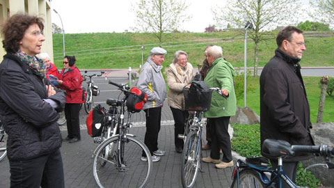 Foto 3 – Besuch des Hofes Belustedde in Haltern-Lippramsdorf