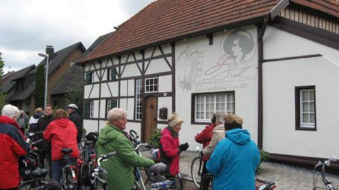 Foto 6 – Besuch des Hofes Belustedde in Haltern-Lippramsdorf