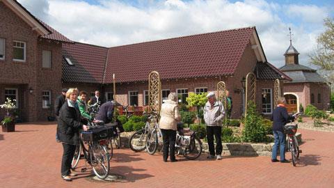 Foto 7 – Besuch des Hofes Belustedde in Haltern-Lippramsdorf