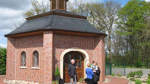 Foto 8 – Besuch des Hofes Belustedde in Haltern-Lippramsdorf