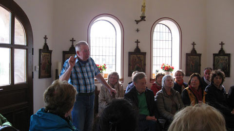 Foto 10 – Besuch des Hofes Belustedde in Haltern-Lippramsdorf
