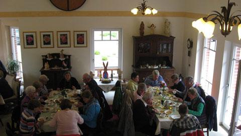 Foto 11 – Besuch des Hofes Belustedde in Haltern-Lippramsdorf
