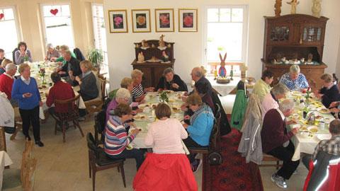 Foto 12 – Besuch des Hofes Belustedde in Haltern-Lippramsdorf