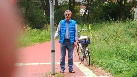 Foto 1 – Radtour zur Westruper Heide