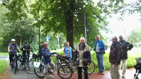 Foto 2 – Radtour zur Westruper Heide
