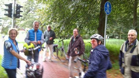 Foto 3 – Radtour zur Westruper Heide