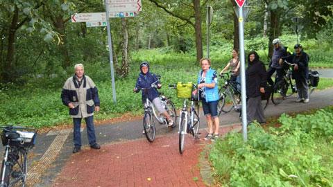 Foto 4 – Radtour zur Westruper Heide