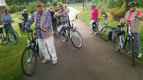 Foto 5 – Radtour zur Westruper Heide