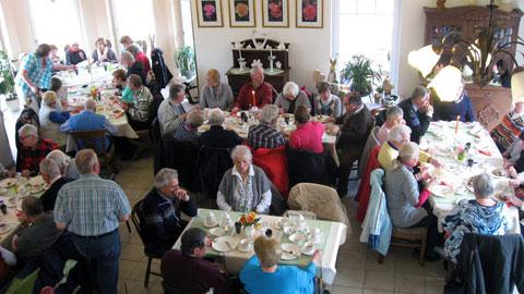 Foto 9 – Besinnliche Tour zum Bauerncafé der Familie Belustedde in Lippramsdorf