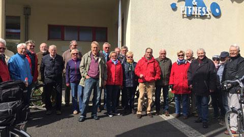 Foto 1 – Geführte Radtour zur Dorstener Kornbrennerei Böckenhoff