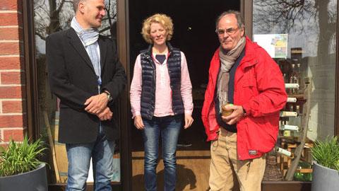 Foto 2 – Geführte Radtour zur Dorstener Kornbrennerei Böckenhoff
