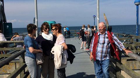 Foto 3 – Sommertour mit dem Bus zum Darß / Plau am See