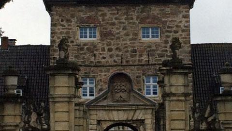 """Foto 5 – Winterspaziergang """"rund um Schloss Lembeck"""""""
