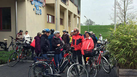 Foto 2 – Besinnliche Radtour in das Bauerncafé der Familie Belustedde
