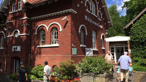 Foto 2 – Radtour zum Deutschen Mühlentag