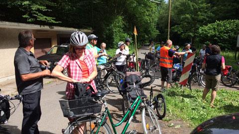 Foto 7 – Radtour auf dem historischen Gahlenschen Kohleweg von Dorsten bis Hattingen