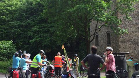 Foto 8 – Radtour auf dem historischen Gahlenschen Kohleweg von Dorsten bis Hattingen