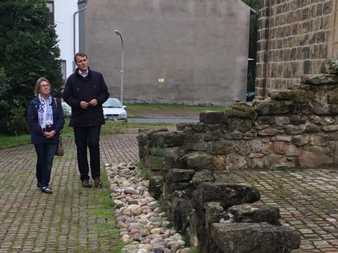 Foto 12 – Geführte Radtour mit Bürgermeister Tobias Stockhoff