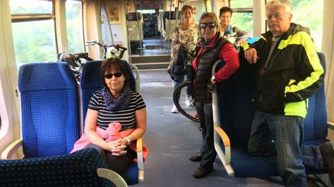Foto 2 – Kombinierten Rad- und Bahntour von Dorsten nach Coesfeld am Tag des offenen Denkmals