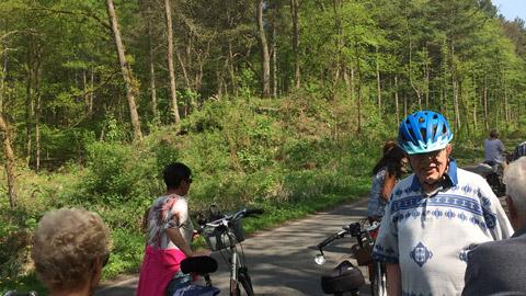 Foto 3 – Radtour zu versteckten und verborgenen Orten unserer Stadt