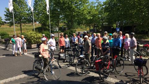 Foto 2 – Radtour zum deutschlandweiten Mühlentag am Pfingstmontag