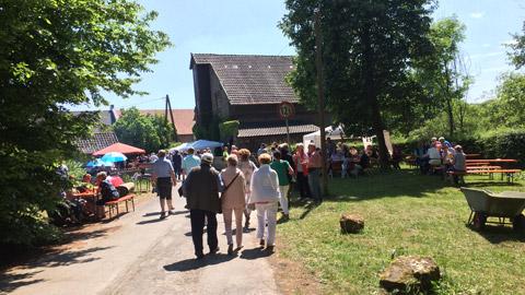 Foto 5 – Radtour zum deutschlandweiten Mühlentag am Pfingstmontag