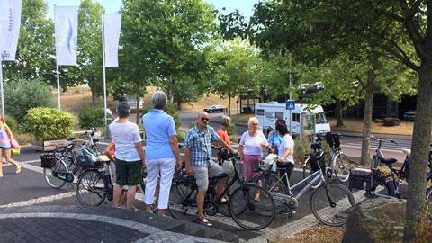 Foto 2 – Radtour durch die Hohe Mark zum Schloss Raesfeld